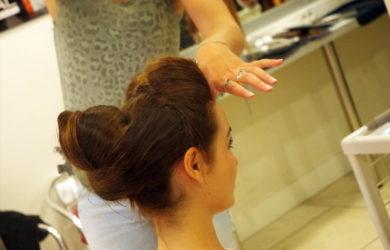 coiffure photo, modele coiffure, chignon coiffure, coiffure pour shooting, chignon modèle, école de coiffure, lycée clovis hugues, lycée privé clovis hugues, lycée de coiffure, CAP coiffure,