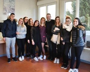 2018 - PARTENARIAT - Lycée militaire d'Aix-en-Provence